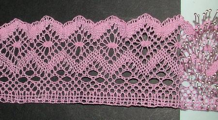 Patterns laceioli.